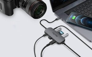 Connect everything with this 9-in-1 HooToo USB-C hub for just $ 40 in the Prime Day offer