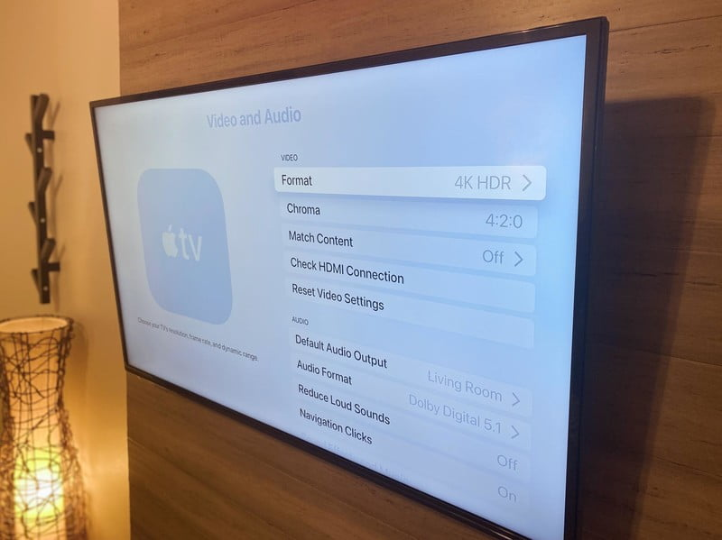 How to enable HDR on Apple TV 4K