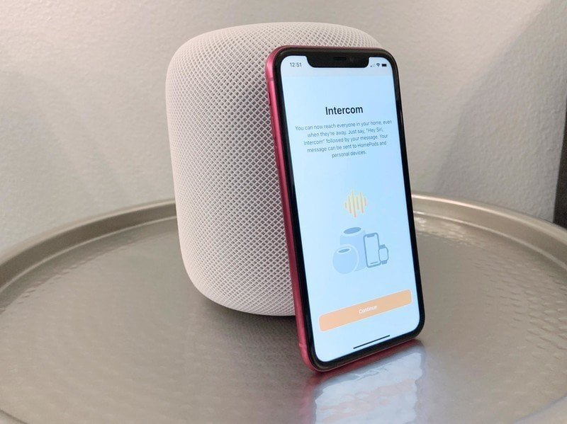 How to use the intercom on HomePod, iPhone and more