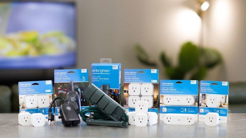 Jasco's new range of Enbrighten smart homes covers all the essentials