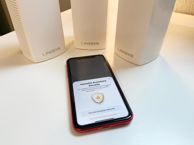 How to upgrade your Linksys Velop router to a Secure HomeKit router
