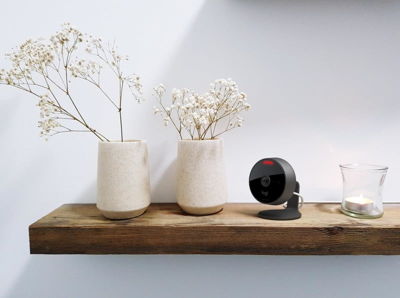 Logitech Unveils HomeKit Circle View Secure Activated Video Camera