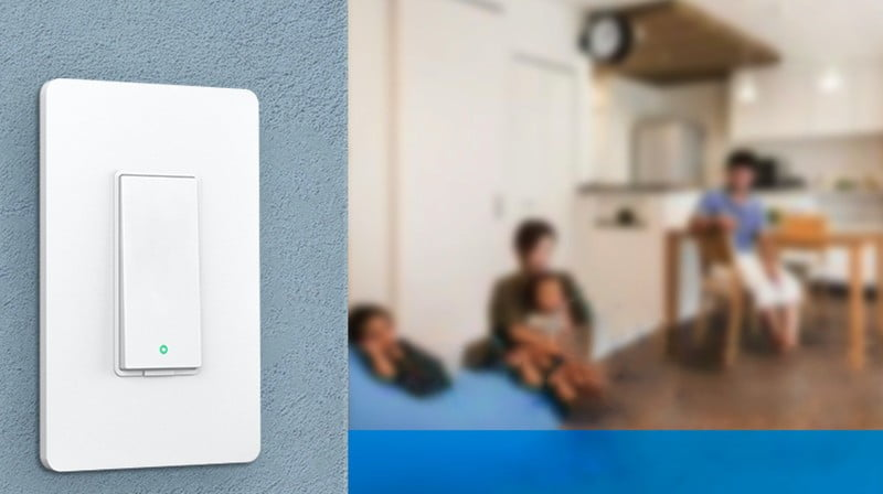 The Meross HomeKit Smart Light Switch is now available