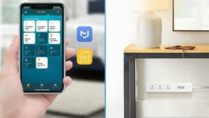 Meross expands the range of HomeKit accessories with a new Smart Power Strip