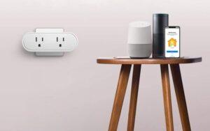 Meross Smart Wifi Plug Dual