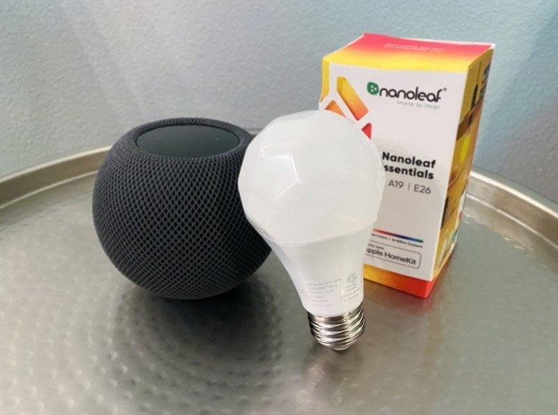 Nanoleaf Essentials A19 Light Bulb Review: A colorful world of difference