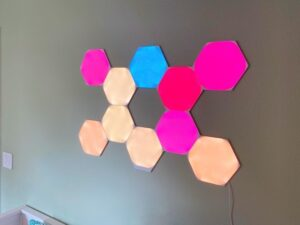 Nanoleaf Shapes Review: The shapes of the future start with the Hexagons