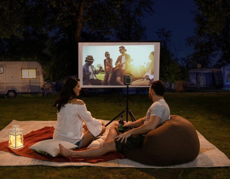 The best outdoor projectors of 2020