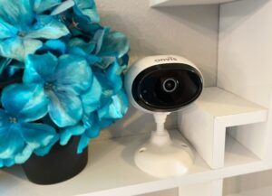 ONVIS C3 indoor smart camera review: Dated design, modern functions