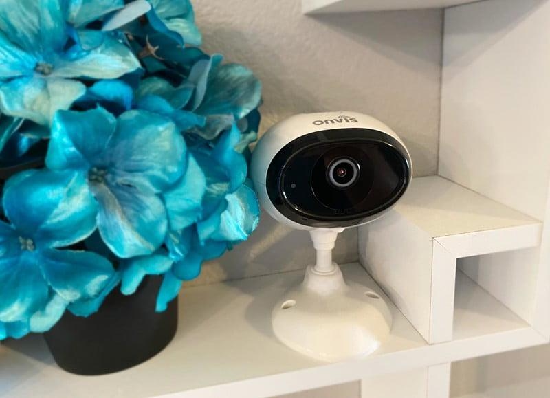ONVIS C3 indoor smart camera review: Dated design, modern functions
