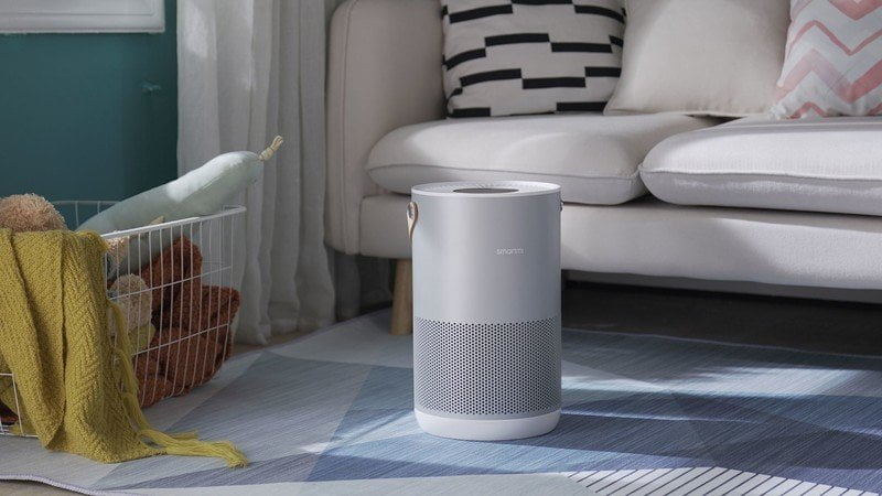 The new P1 air purifier from Smartmi is stylish, affordable and works with HomeKit