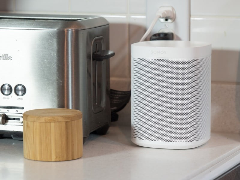 You can now listen to audio books in your library through Sonos speakers