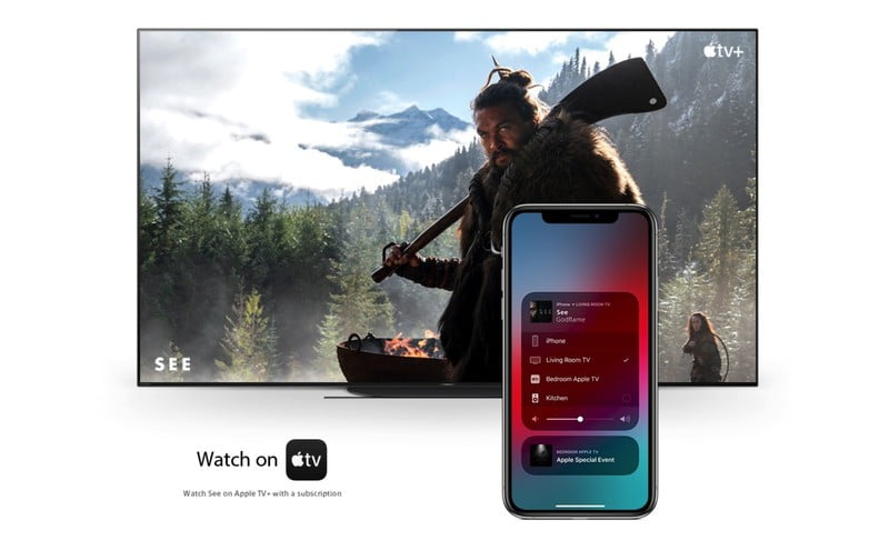 The Sony CES 2020 TV range with HomeKit and AirPlay 2 support is available now