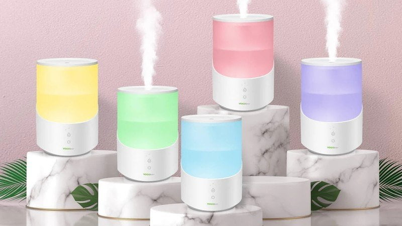 VOCOlinc's HomeKit Cool Mist humidifier is now available on Amazon