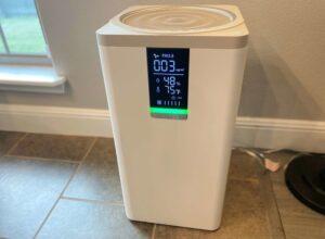 VOCOlinc PureFlow Smart Air Purifier Review: Worth Waiting