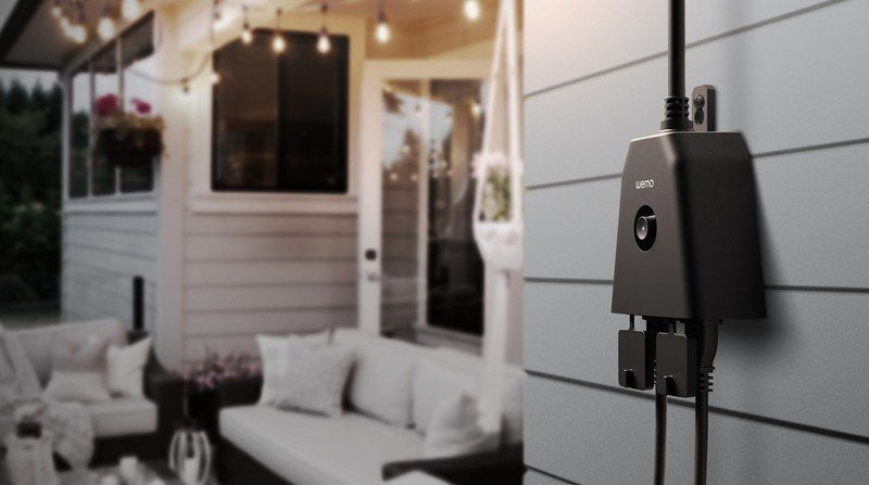 The best smart outdoor plugs HomeKit 2020